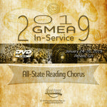 2019 GMEA In-Service:  All-State Reading Chorus