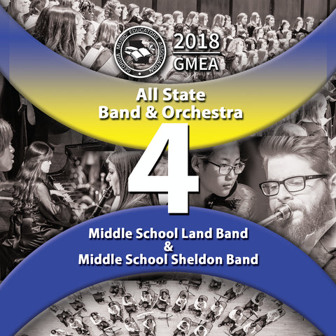 2018 All State - Group 4: Middle School Bands