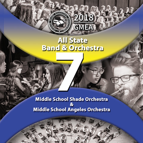 2018 All State - Group 7: Middle School Orchestras