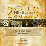 2019 All State - Group 8: 9th/10th Orchestras