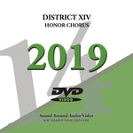 2019 District 14 Honor Chorus
