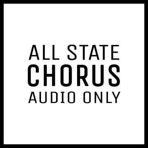 2020 All State Chorus Audio Only