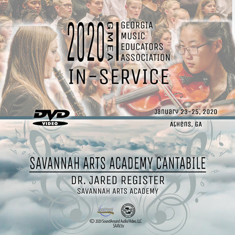 Savannah Arts Academy Cantabile