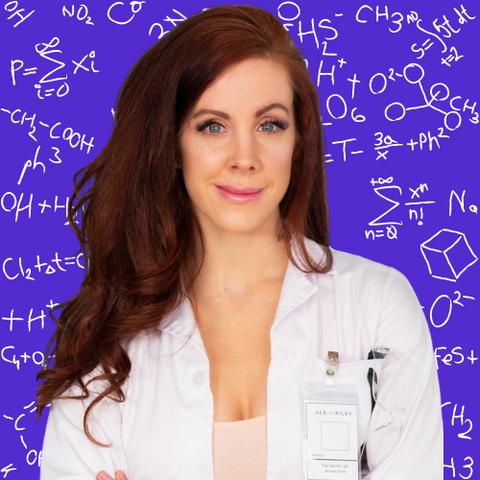 dr. amy tanner, ceo and founder ACE and RILEY