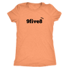 New 9five8 Triblend Women's TEE