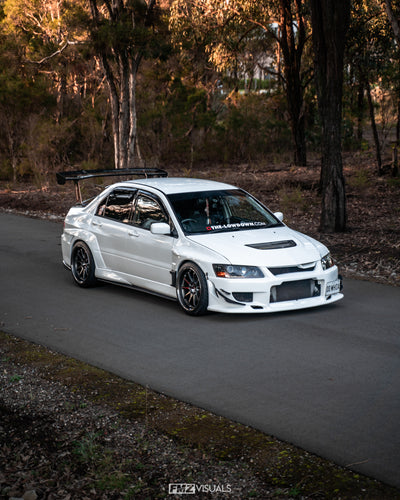 Sean's Widebody Evo | It Was A Given