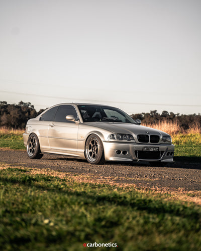 Richard's E46 | Style and Substance