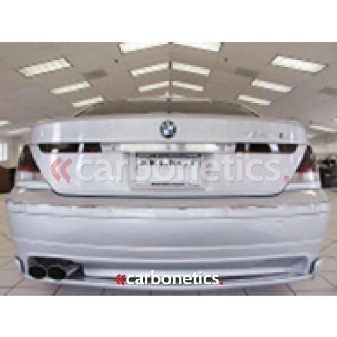 02-08 Bmw E66 7-Series Hamann Style Rear Lip ( Fits Long Wheel Base Model Only ) Accessories