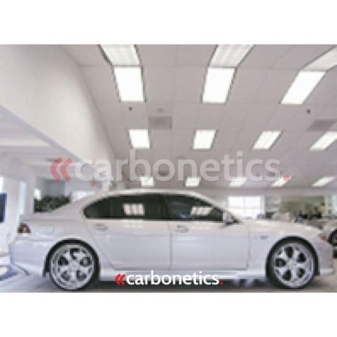 02-08 Bmw E66 7-Series Hamann Style Side Skirts ( Fits Long Wheel Base Model Only ) Accessories