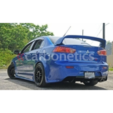 07-10 Mitsubishi Lancer Cw Side Skirts Accessories