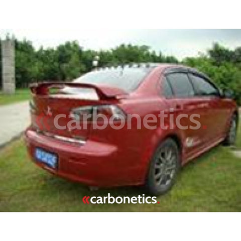 08-11 Mitsubishi Lancer Ex Trunk Spoiler Accessories
