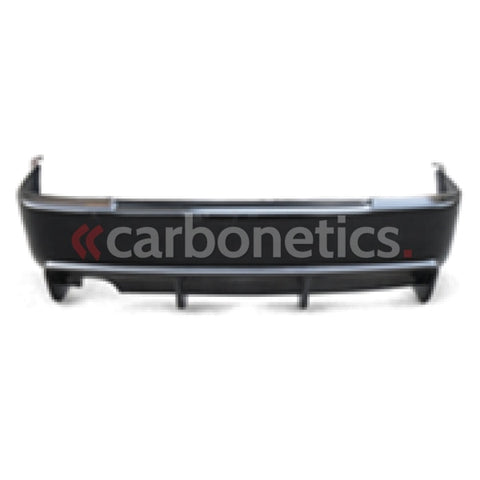 1998-2000 Mitsubishi Evolution 5-6 Vs Style Rear Bumper Accessories