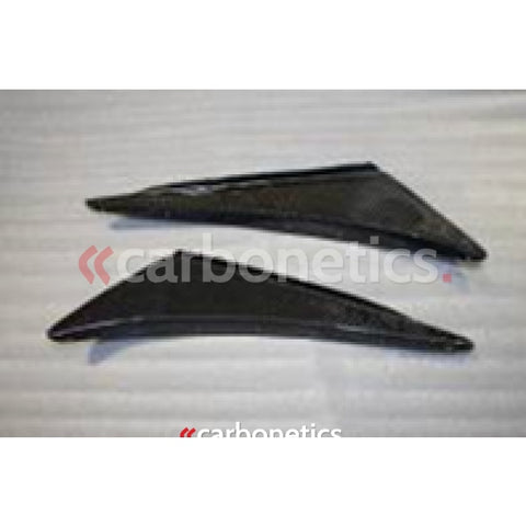 1999-2000 Mitsubishi Evolution 6 Front Bumper Canard Accessories