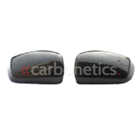 2004-2007 Bmw E60 5 Series & E63 E64 6 Side Mirror Cover Caps Frame Replacement Accessories