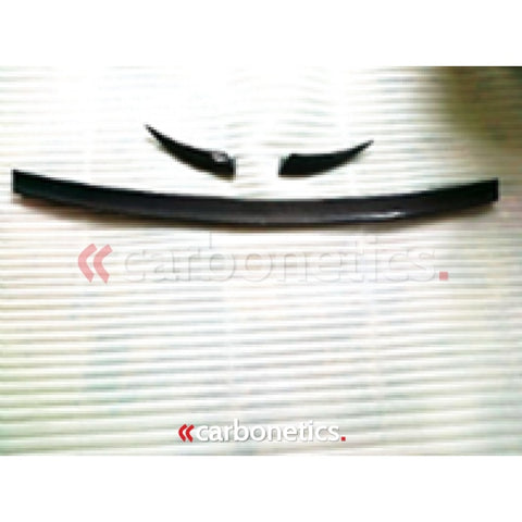 2008-2010 Audi A5 Trunk Spoiler (3Pcs) Accessories