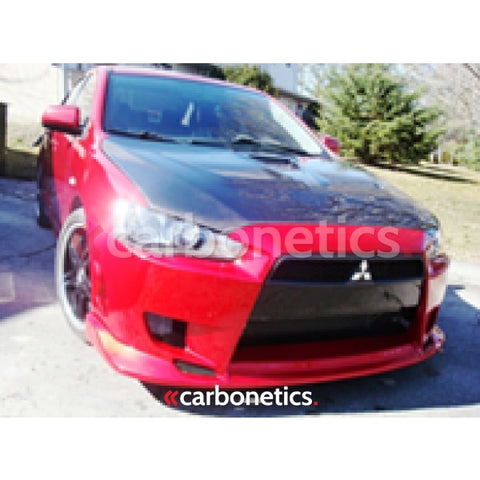 2008-2012 Mitsubishi Lancer Evolution X Cw Front Bumper Accessories
