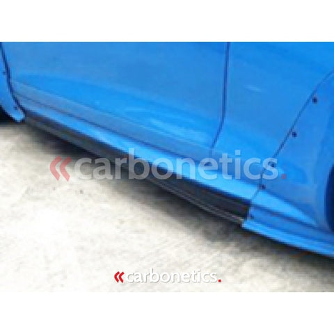 2008-2012 Vw Scirocco R Karztec Style Side Skirts Accessories