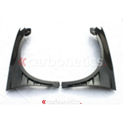 2008-2012 Vw Scirocco R Up-Racing Gt24 Style Front Fender Accessories
