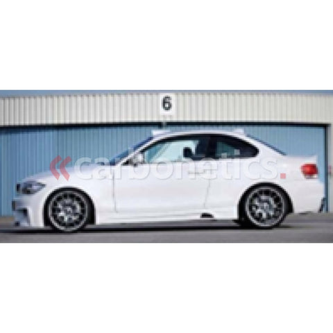 2008-2013 Bmw 1 Series E82 E87 E88 Rieger 1M Style Side Skirts Accessories