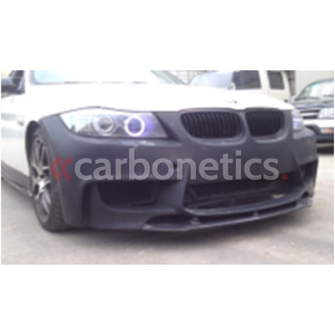 2009-2011 Bmw E90 Lci 3 Seris 1M-Style Front Lip (Only Fit Ycbm90030) Accessories