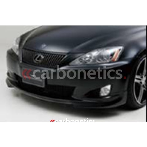 2009-2012 Lexus Is250/350 Face Lift Wald Sports Line Style Front Lip Accessories
