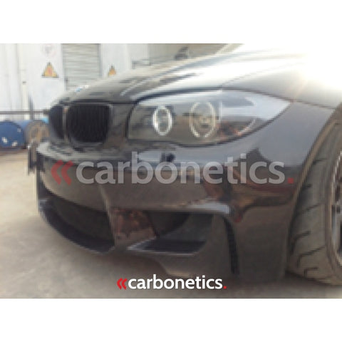 2010-2012 Bmw 1M Coupe Oem Style Front Bumper Accessories