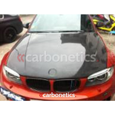 2010-2012 Bmw 1M Coupe Rz Raze Hood Accessories