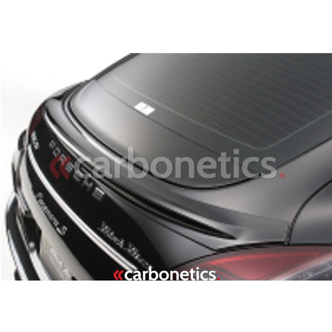 2010-2013 Porsche Panamera Wald Sports Line Black Bison Edition Style Trunk Spoiler Accessories