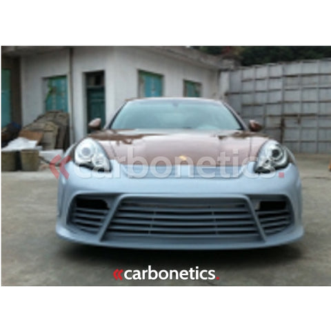 2011-2012 Porsche Panamera Mansory Wide Body Front Bumper Accessories