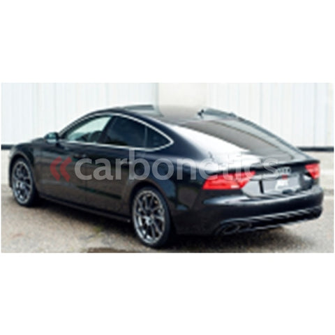 2012-2013 Audi A7 Abt Style Rear Diffuser Accessories