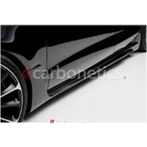 2012-2013 Audi A7 Wald Style Side Skirts Accessories