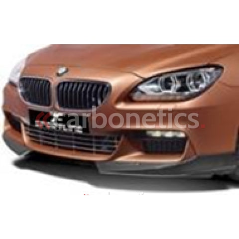2012-2014 Bmw 6 Series F06/f12/f13 M Sport Front Bumper Acs Lip Accessories