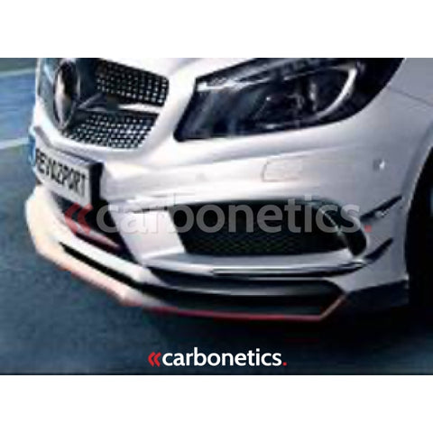 2012-2014 Mercedes Benz A Class W176 A250 A45 Rz Rza-290 Front Lip Accessories