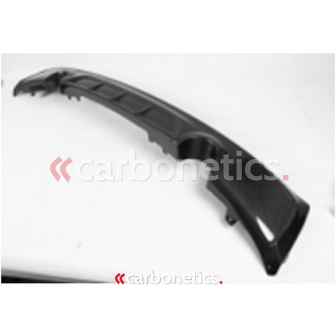 2014-2015 Bmw 2 Series F22 M-Sport Bumper M Performance Style Rear Diffuser Accessories