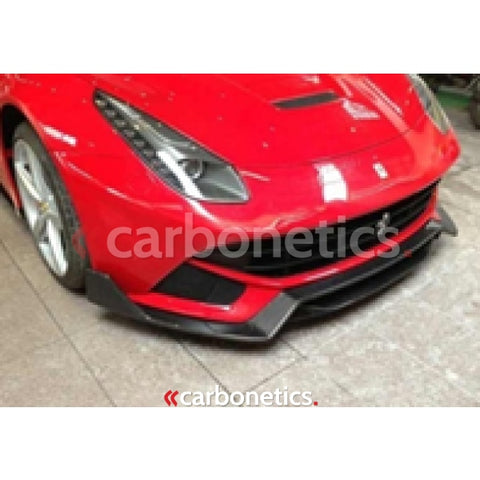 Ferrari F12 Dmc Style Front Lip Accessories