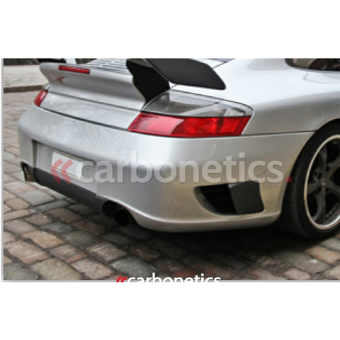 Porsche 996 Techart Type 2 Style Rear Bumper Accessories