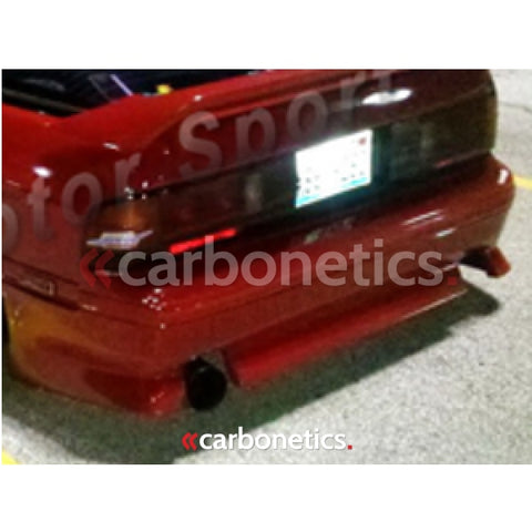 Rx7 Fc3S Sexy Style Rear Bumper Accessories