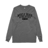 Athletics Logo Long Sleeve - Muscle Beach