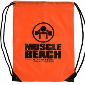 DRAWSTRING BAG - Muscle Beach