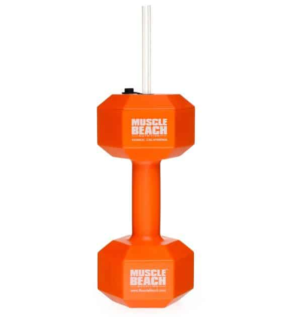 SOUVENIR DUMBBELL CUP - Muscle Beach