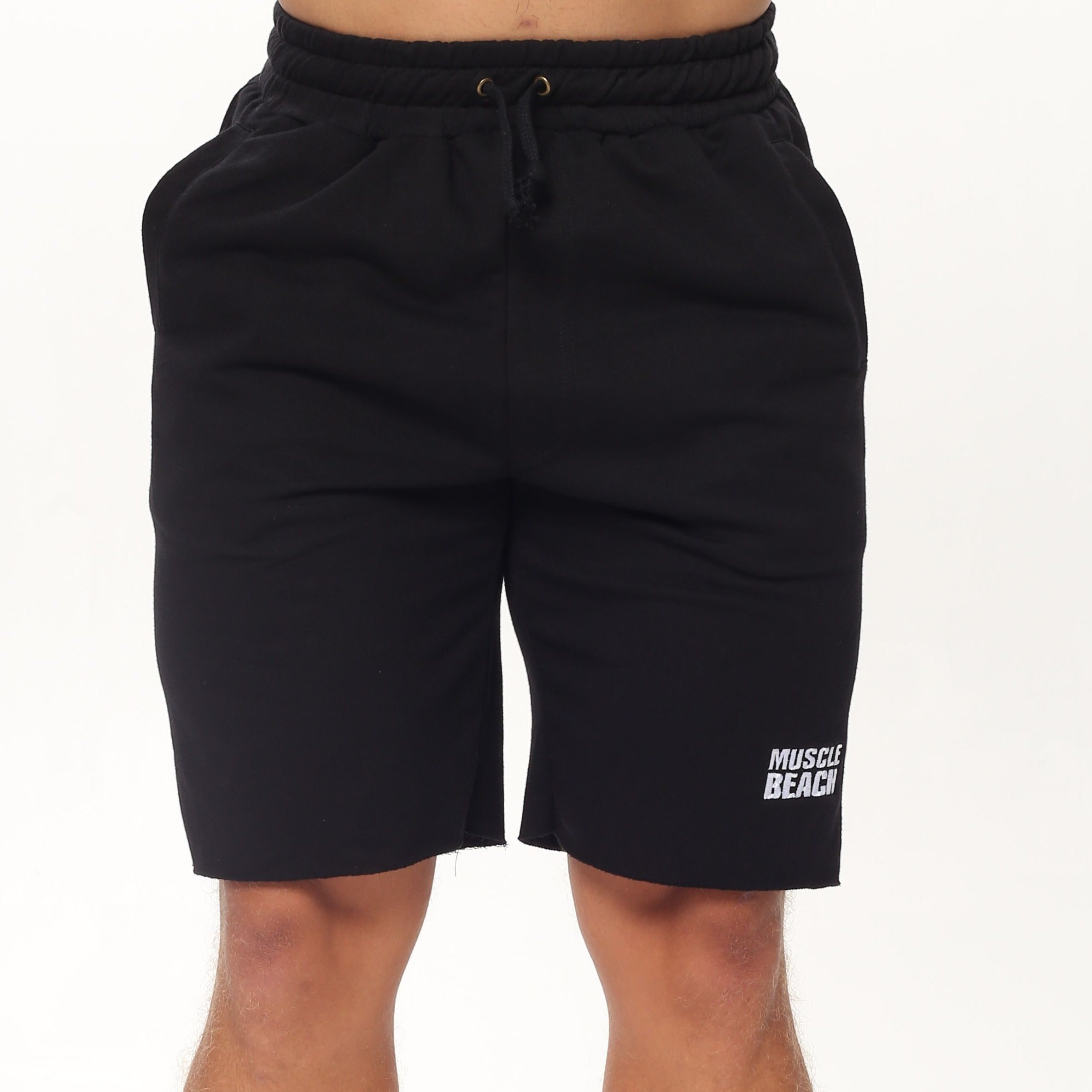 Muscle Beach Elite- French Terry Shorts - Muscle Beach