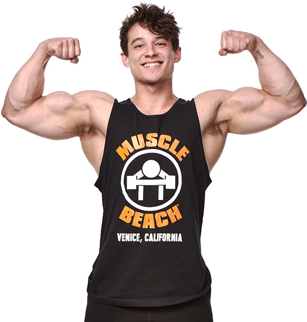 OG LOGO TANK TOP - Muscle Beach