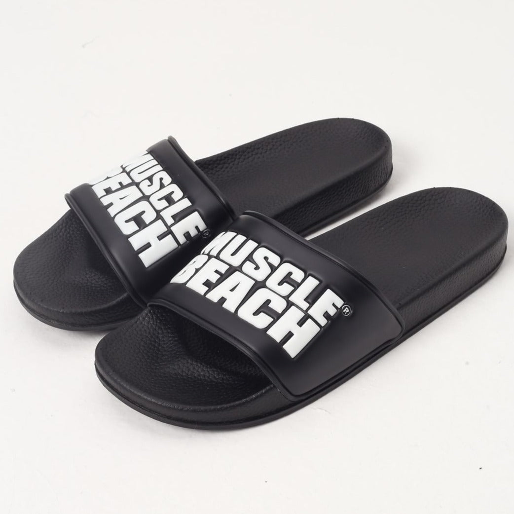 Muscle Beach Slide Sandals - Muscle Beach