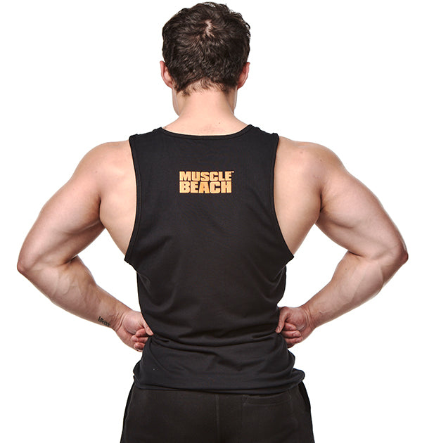 GET SWOLE TANK TOP - Muscle Beach