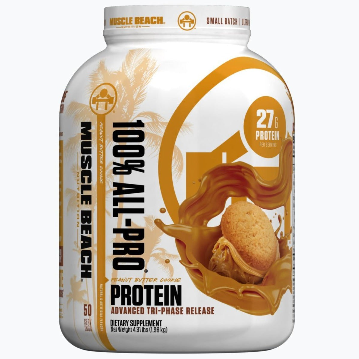 NEW- 100% ALL PRO® PROTEIN - Muscle Beach