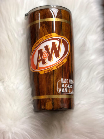 A&W Root Beer Tumbler