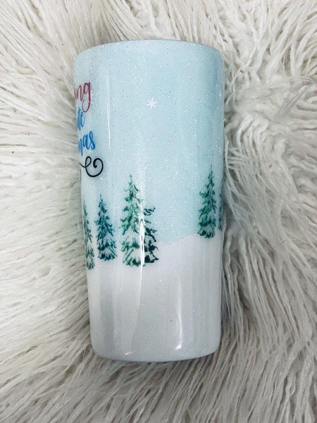I'm Dreaming of a White Christmas Tumbler