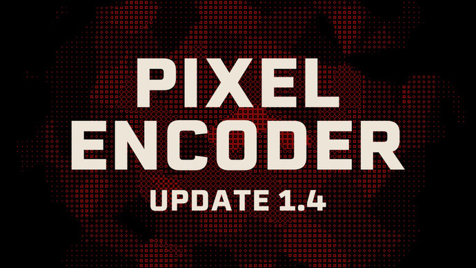Pixel_Encoder Update 1.4