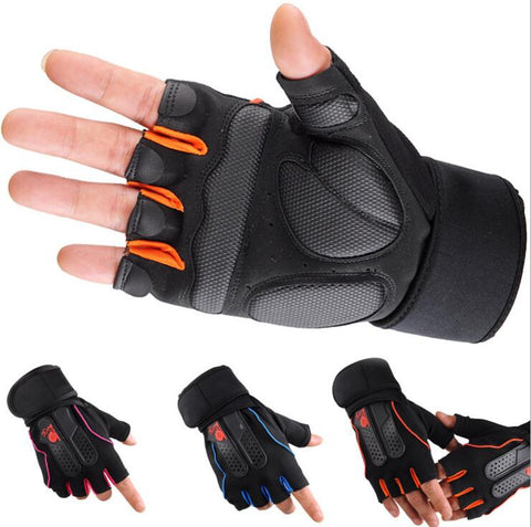 Cycling Gloves Half Finger*