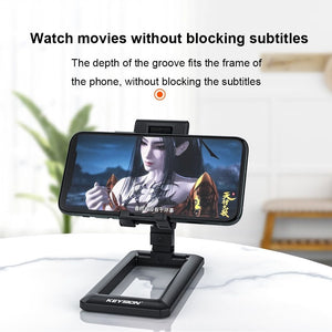 Mobile Phone & Tablet Holder Adjustable Stand